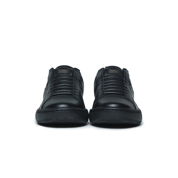 Women's Icon 2.0 Black Leather Sneakers 96511-999