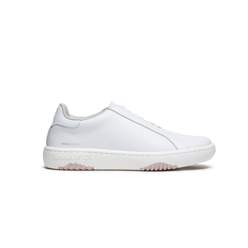 Women's Astre White Leather Sneakers 96901-000