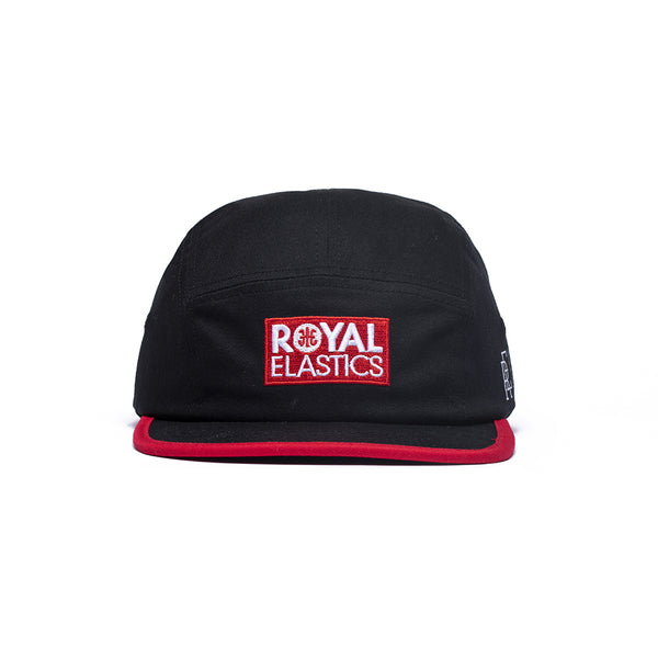 Black Cap with Red Logo R1947711-910