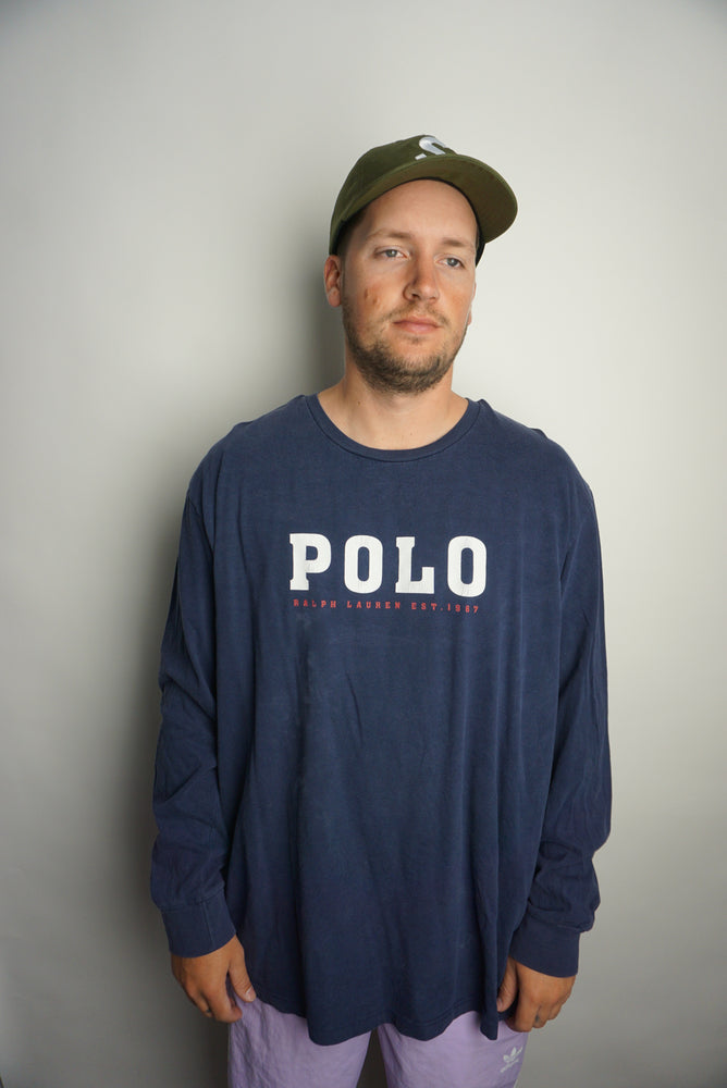 VTG Polo Ralph Lauren Long Sleeve