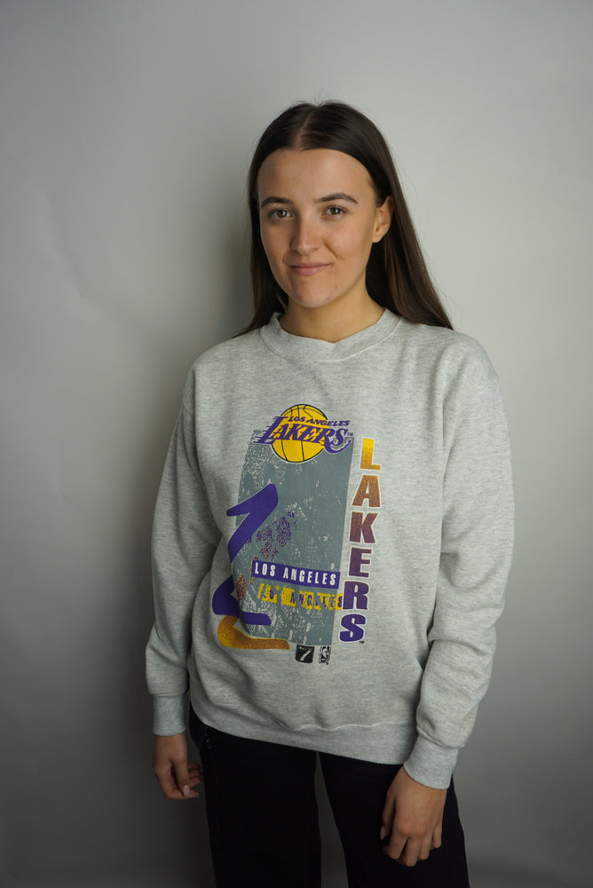 VTG LA LAKERS Sweatshirt