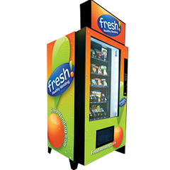 New Vending Machines