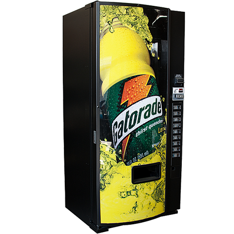 Dixie Narco 600E Vending Machine