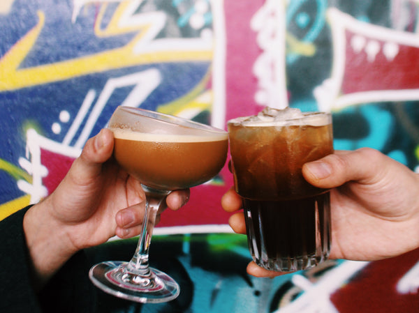 3 Valentines-Inspired Coffee Cocktails