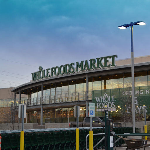 Whole Foods - Domain