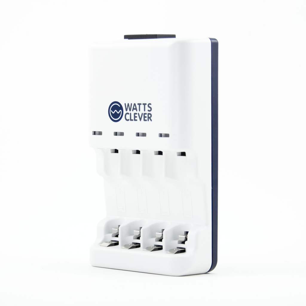 Smart Alkaline Battery Charger