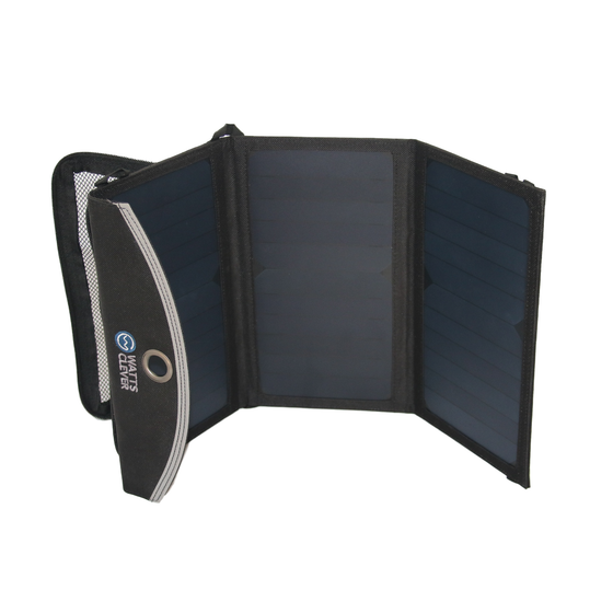 18 Watts 2 USB Port Solar Charger