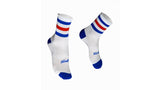 Continental Stripe Socks