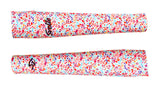 Pink Floral Arm Warmers