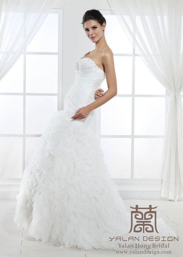 Custom Made Bridal Gowns,Design Your Own Wedding Gowns tagged \