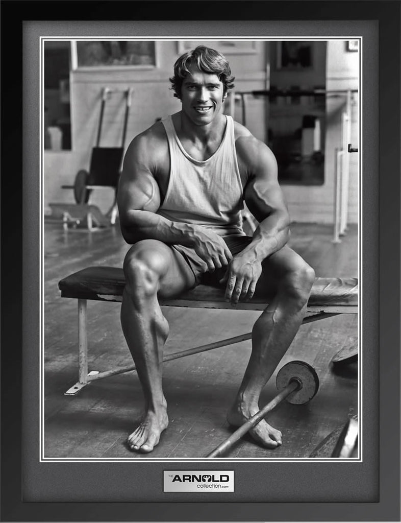 Arnold schwarzenegger workout in coogee gym sydney australia malvernweather Image collections