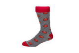Novelty Fun Socks - Football Footy Sport