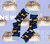 Novelty Fun Socks - Cats