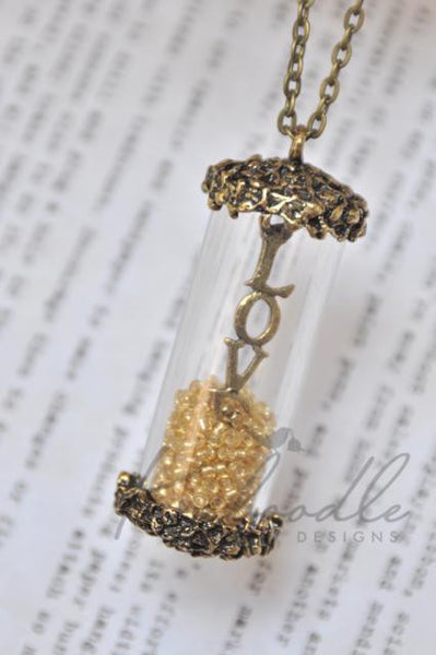 Love Vial Necklace