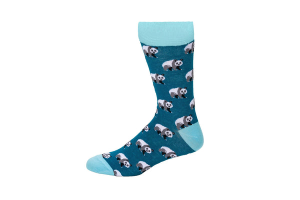 Novelty Fun Socks - Panda