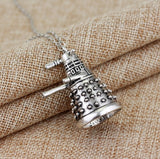 Doctor Who Inspired Dalek Robot Nekclace