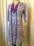 silk tunic 7 long