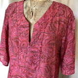 silk tunic front