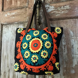 Suzani The Bucket Bag - Daisy Chain