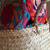 Belly Basket - Seagrass - Natural