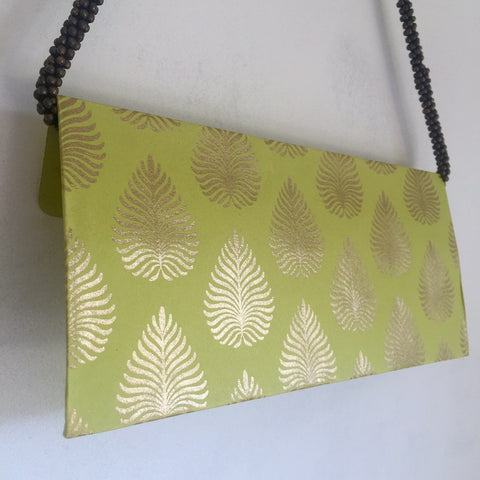 Khadi - Envelopes - Embossed - Leaf Design