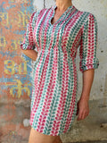 Xiwikj - Tunic dress - Cotton variety of patterns