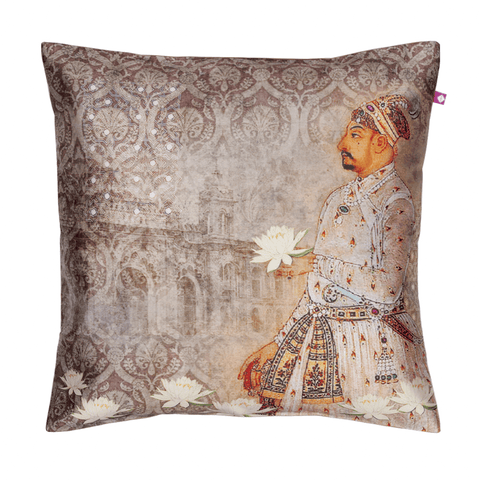 Cushion Cover - The Nawabs Sonnet