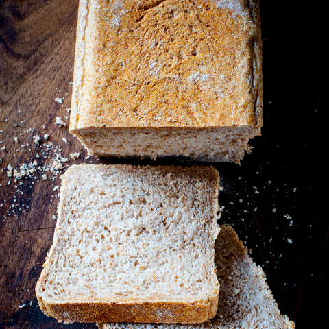 Wholemeal Sandwich Tin Loaf