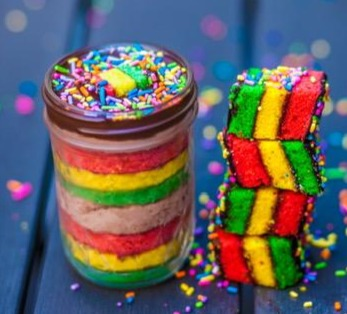 Italian Rainbow Cookie
