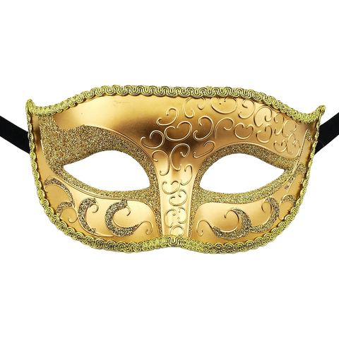 Burlesque-Boutique Sparkle Venetian Mardi Gras Halloween Costume mask