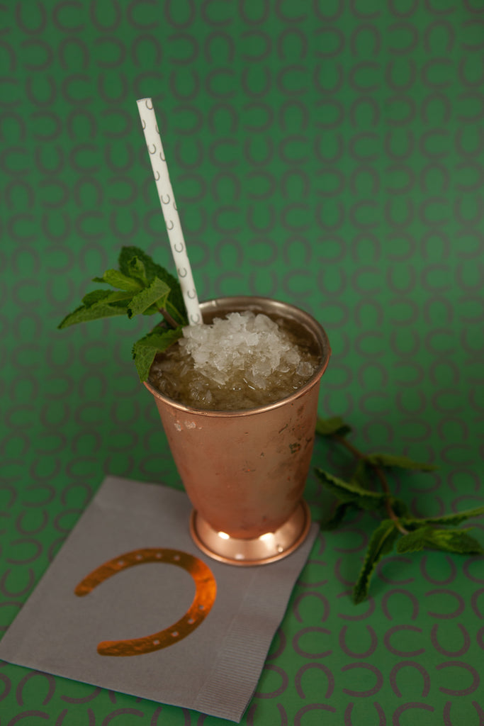 Revel & Co. May Cocktail: Mint Julep