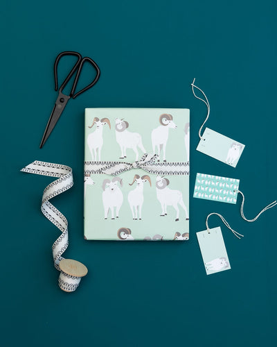 Dall Ram Gift Tags