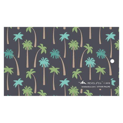 Palm Trees Gift Tags
