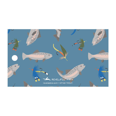 Fly Fishing Gift Tags