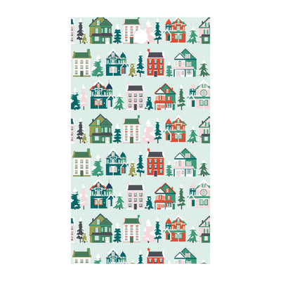 Holiday Houses Gift Tags