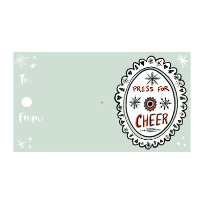 Favorite Things Gift Tags