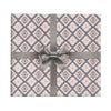 Squares Taos feminine southwestern wrapping paper by Revel & Co.