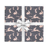 Revel Hare children's wrapping paper by Revel & Co.