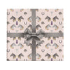 Pony club equestrian horse wrapping paper by Revel & Co.