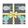 Scientific bugs masculine wrapping paper by Revel & Co.