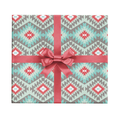 Southwestern wrapping paper by Revel & Co.