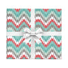 Southwestern chevron wrapping paper by Revel & Co.