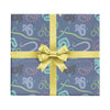 Jungle snakes wrapping paper by Revel & Co.