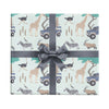 Safari wrapping paper by Revel & Co.