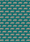 Lion wrapping paper by REVEL & Co.