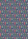 Nutcracker Soldiers Gift Wrap