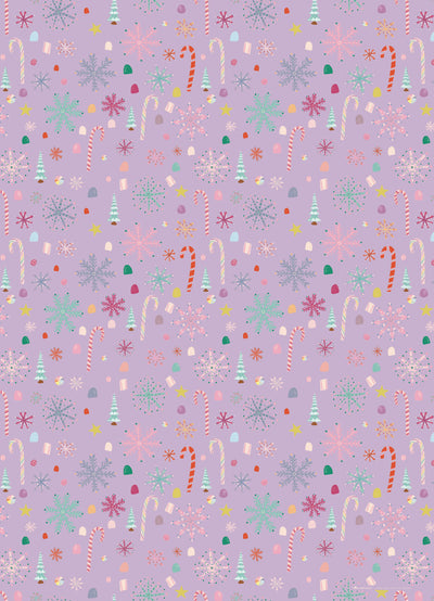 Nutcracker Candy Gift Wrap