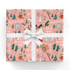 Whiskers on Kittens Gift Wrap