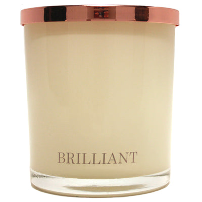 No.3 Nectarine Blossom and Mint  - Jewel Candle