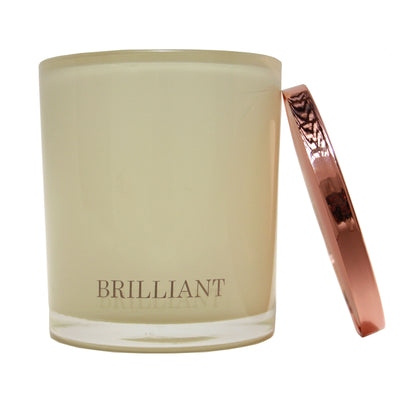 No.6 In Full Bloom - Jewel Candle